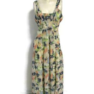 Jessica simpson Maternity Maxi Dress Small